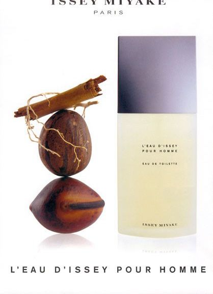 """ISSEY MIYAKE PARIS L'EAU D'ISSEY Pour Homme Eau de Toilette Vaporisateur Natural Spray - Cologne for men a perfume that was """"as clear as spring water"""", combining the spray of a waterfall, the fragrance of flowers, and the scent of springtime forest."""