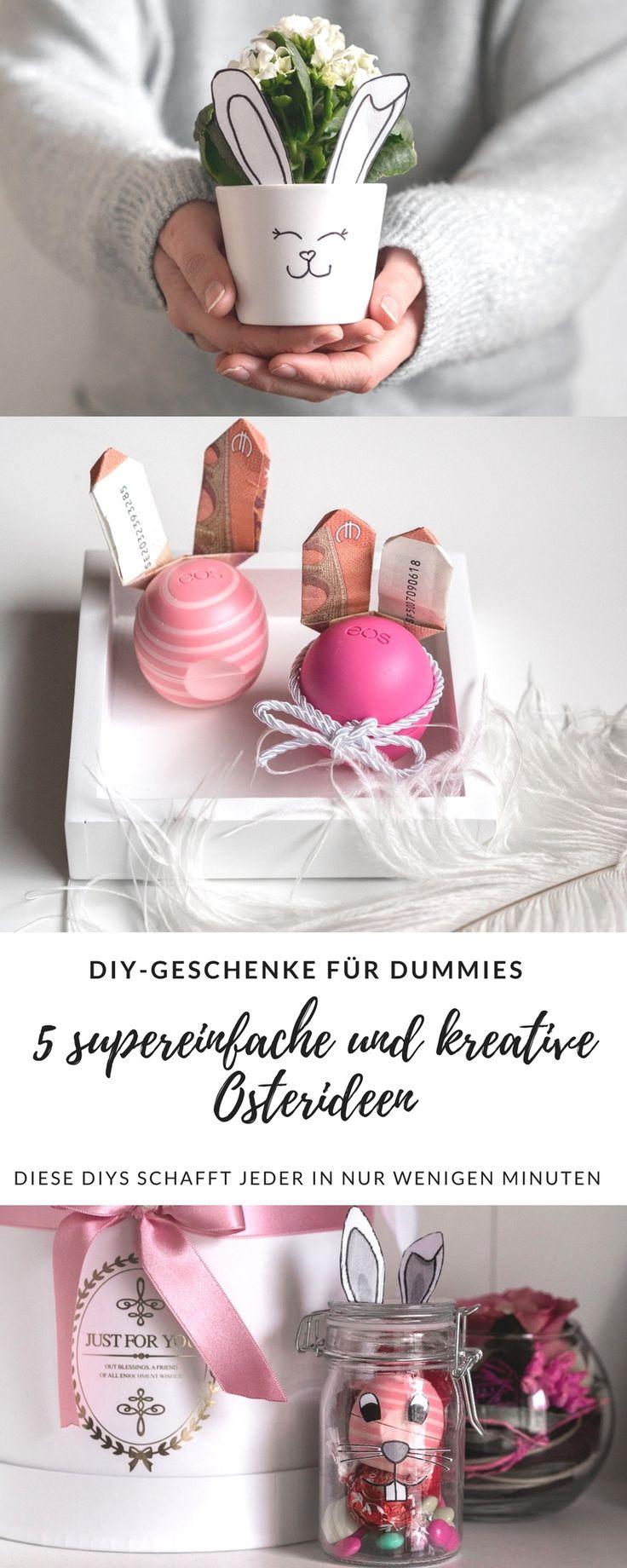 DIY-Geschenke für Dummies