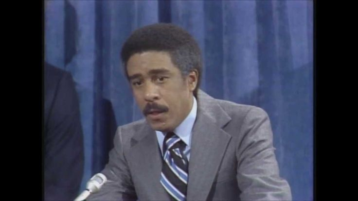 Richard Pryor was the First Black President (1977) Do You Feel Like Laughing? MLAR <3