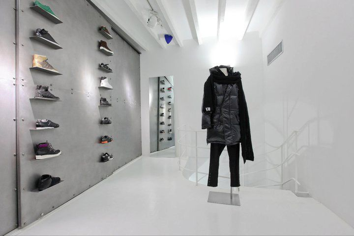 adidas y3 store nyc