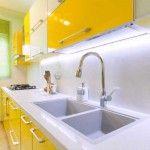Идеи освещения кухни