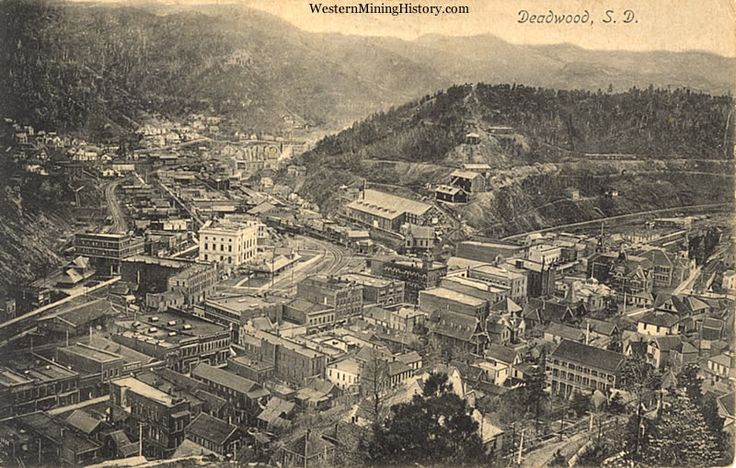 Deadwood Rapid City