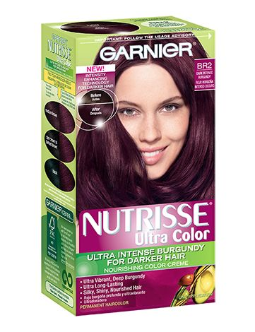 Ultra Color BR2 - Dark Intense Burgundy My hair is actually the color I have been trying to get it! Loving it!!!