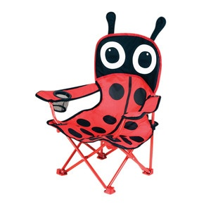Ladybug Folding Chair with Case, $16.75, now featured on Fab.