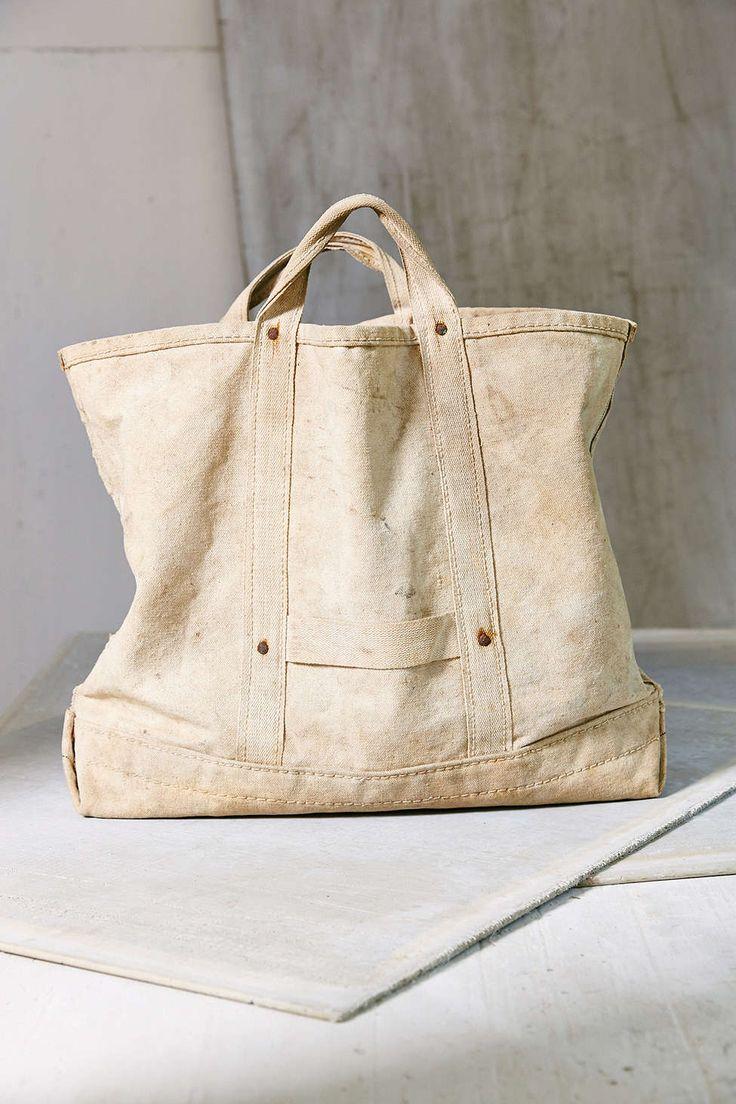 Vintage Orangecrush Tool Bag