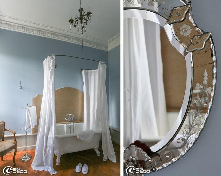 les 25 meilleures id es de la cat gorie rideau de baignoire sur pinterest rideau baignoire. Black Bedroom Furniture Sets. Home Design Ideas