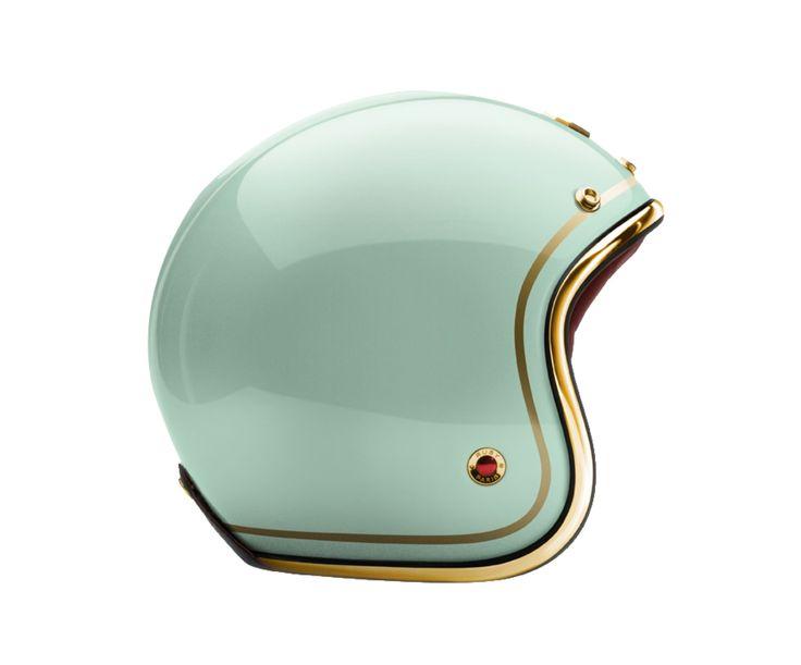 Ruby helmets are so cool - like this mint one  http://www.ateliersruby.com/de/helme?language=1