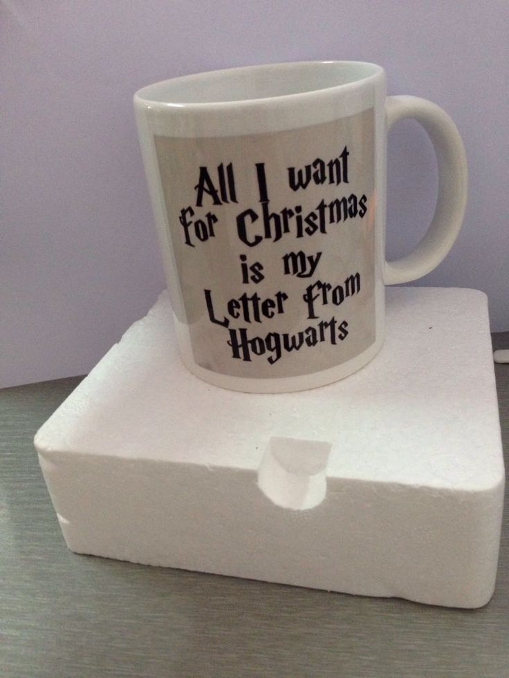 Find More Mugs Information about All I want for Christmas is my Hogwarts Letter Mug Harry Potter mug coffee Tea Cups make your own Message Mugs gift customized,High Quality potter mug,China mug gift Suppliers, Cheap mug coffee from Personalized DIY on Aliexpress.com