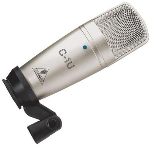 C1u Microfone Condensador Usb Behringer C1 U Prof. Estudio - R$ 399,99
