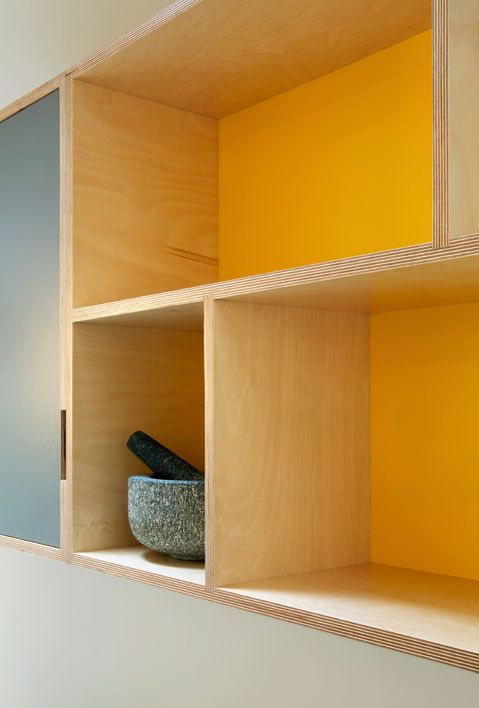 Uncommon projects | bespoke plywood furniture