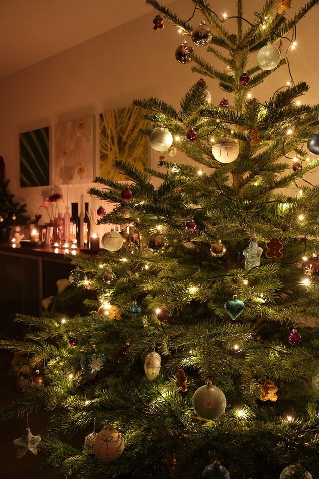 Die besten 17 ideen zu geschm ckter weihnachtsbaum auf - Depot weihnachtsbaum ...