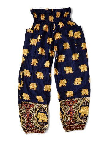 "Tyke – The Elephant Pants. Get 15% off your purchase with the code ""KLONG"" !"