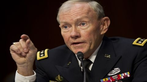 """Did The Joint Chiefs Chairman Lie To Congress About Benghazi? :An attorney, whose firm represents two of the Benghazi whistleblowers, claims that Chairman of the Joint Chiefs of Staff General Martin Dempsey lied to the Senate when he said that there was never a """"stand down"""" order given on September 11, 2012 during the Benghazi attack.."""