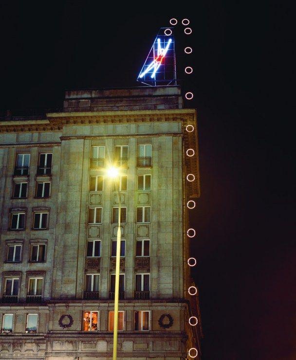 Neon signs,Warsaw, photo courtesy of the producers, photo: Ilona Karwińska…