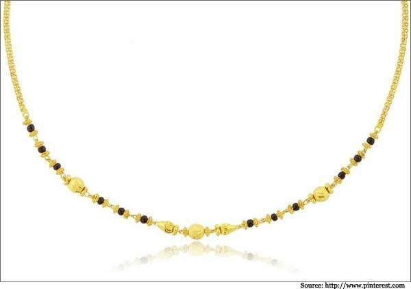Gold Mangalsutra Designs | Mangalsutra Patterns ...