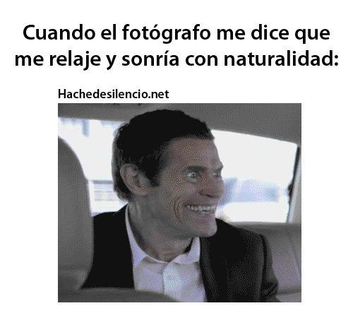 fotografo no finjas sonrisa