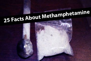Methamphetamine falls into a class of psychoactive drugs and can be used as both a medicinal and recreational drug. Click through for 25 things you need to know about meth.