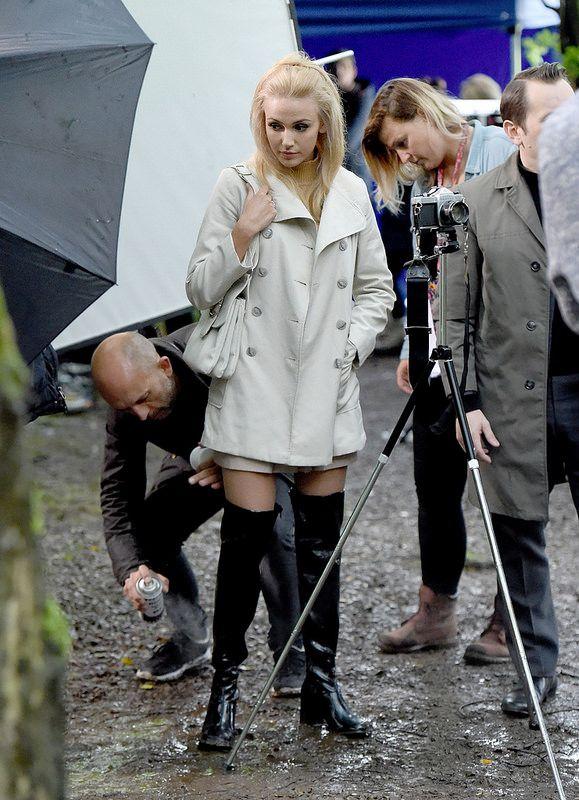 Michelle Keegan 14 Celebrities In High Boots Flickr