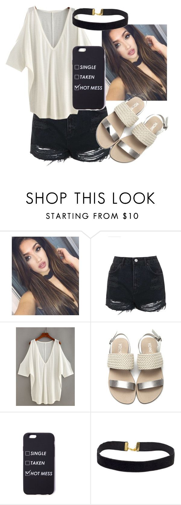 #160 by potato-cupcake on Polyvore featuring Topshop