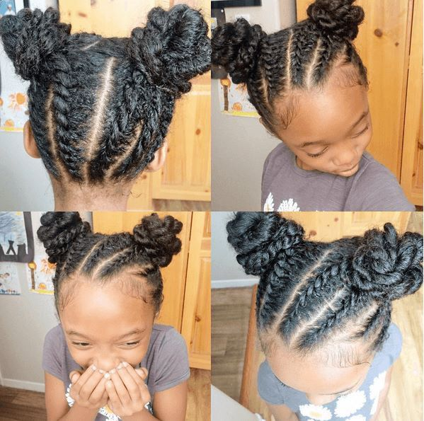 Hairstyle With Images Natural Hair Styles Twist