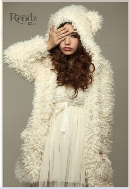 Fashion Anak Medan: Baju Musim Dingin Wanita Style Korea Selatan