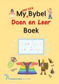My eerste Bybel Doen en Leer Boek – Leer Lees en Bybelwerk.