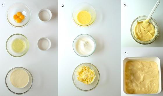 Perfect ice Cream - 3 ingredients, no machine rerquired