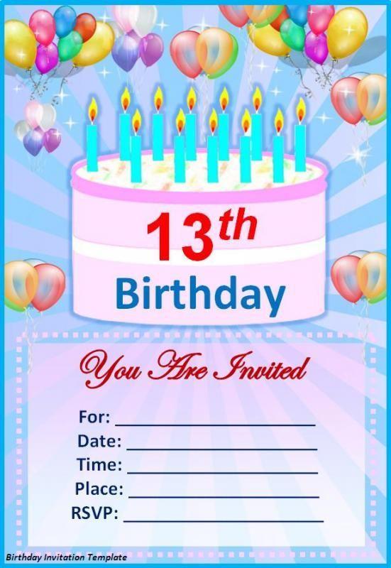 Pin By Rathi Prabhu On Birthday Invitations Create