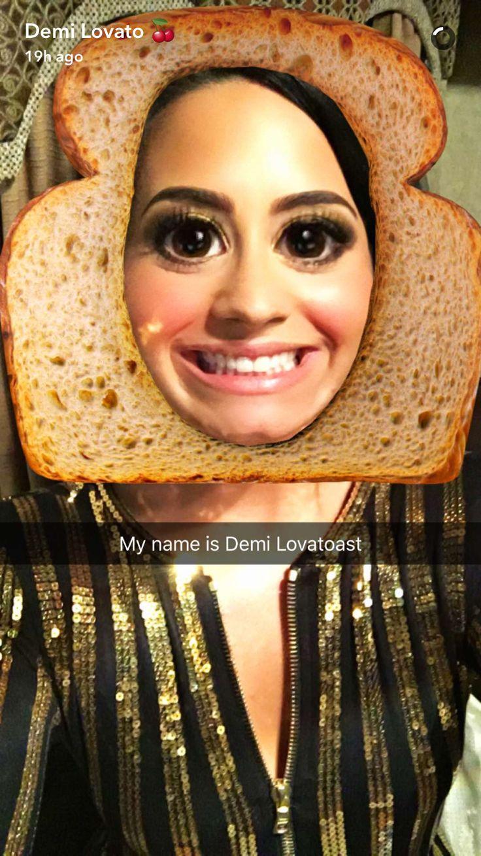 Haha she is so cute