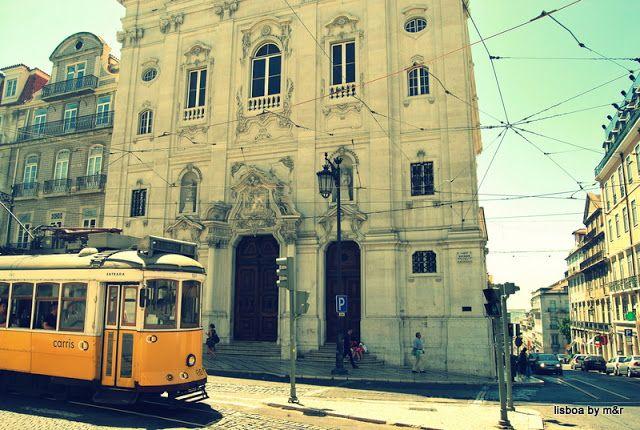 świat nie kończy się na Trójmieście: Lizbona