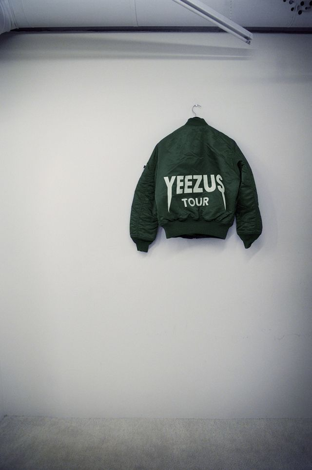 Milk Made - The YEEZUS Pop Up
