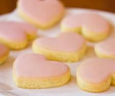 Citrus Valentine's Biscuits | Official Thermomix Recipe Community