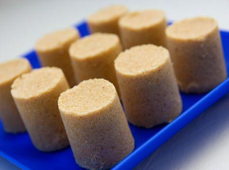 Pa�oca de Amendoim - Veja mais em: http://www.cybercook.com.br/receita-de-pacoca-de-amendoim.html?codigo=9248