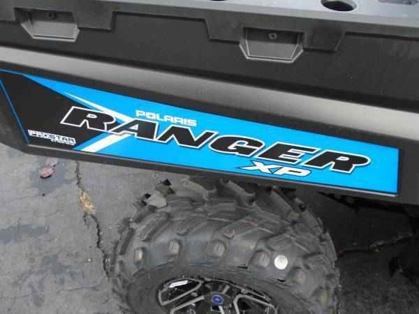 New 2017 Polaris RANGER CREW XP 1000 EPS NorthStar H ATVs For Sale in Michigan. 2017 POLARIS RANGER CREW XP 1000 EPS NorthStar H, Polaris brings you an industry exclusive heating and air conditioning system in a gas powered utility vehicle! This is a 2017 Polaris Ranger Crew XP 1000 Northstar Hvac Edition in the Velocity Blue color design, this UTV features: heating & air conditioning, a 80 hp Polaris ProStar EFI engine, electronic power steering (EPS), the Polaris Pro-Lock on-demand…