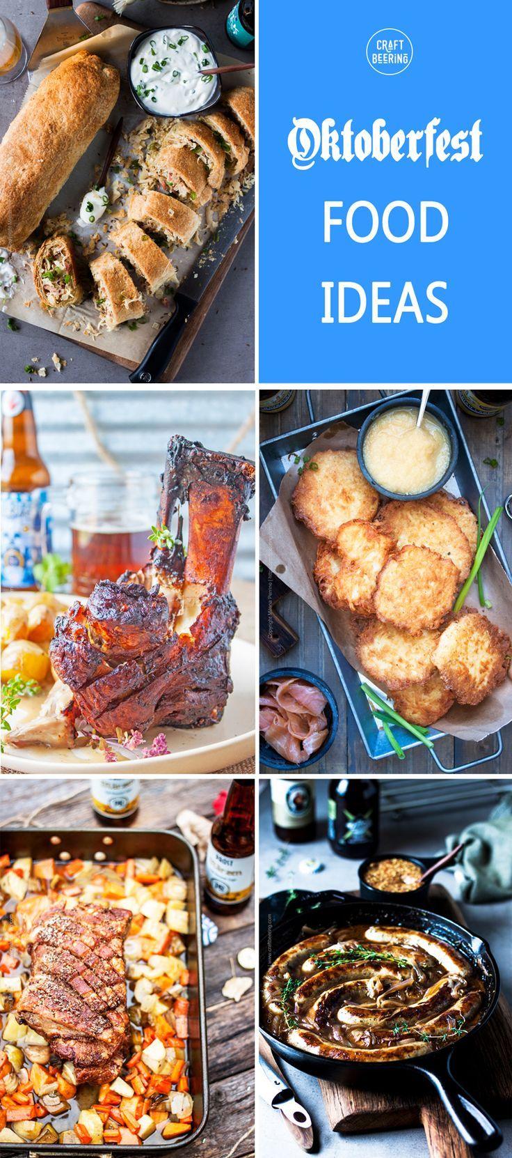 Oktoberfest Food Ideas – Oktoberfest-Rezepte und Party-Ideen – #Food #Ideas #Okto … – Oktoberfest: Es kommt!