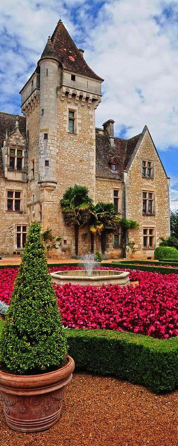 Chateau des Milandes, France