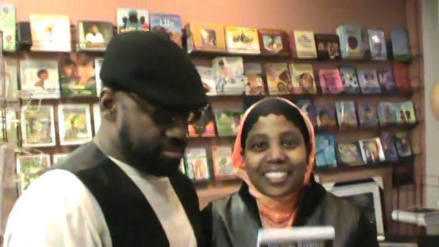 A video short from our first book signing - in Atlanta, GA