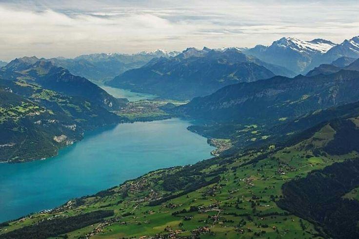 Thunersee, Brienzersee, Bernese Oberland