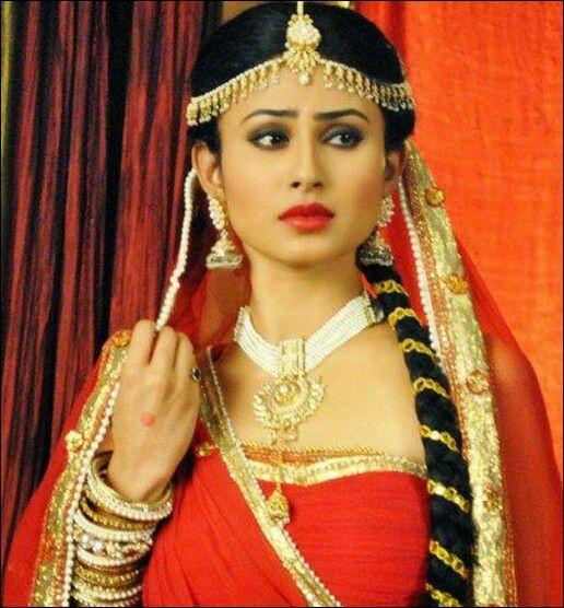 Mouni roy as Princess Sati - daughter of King Daksha and wife of Lord Shiva