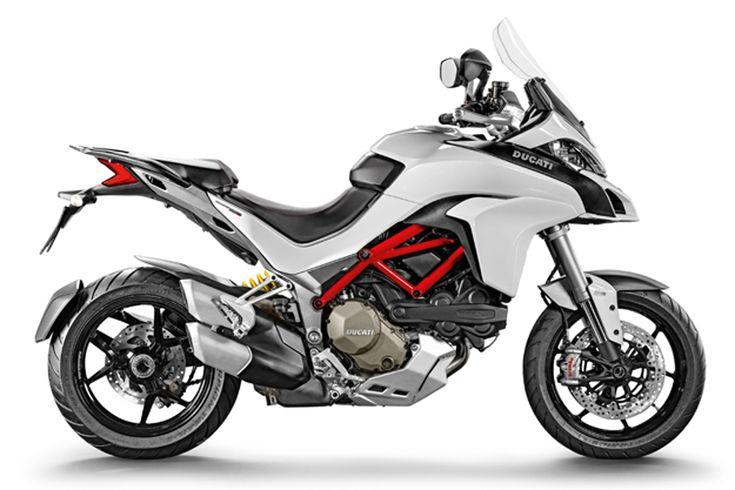 Ducati Multistrada 1200 S D-Air