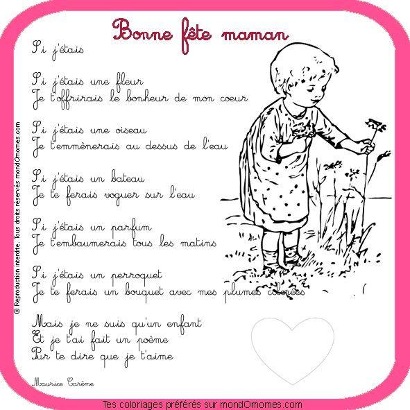 Détail dimage pour –Coloriage Fête des mères et fête des pères : Coloriage bonne fête ...