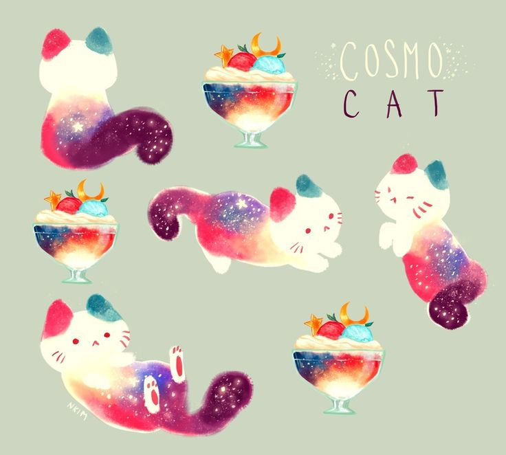 Bien connu Best 25+ Cute cat drawing ideas on Pinterest | Kawaii stickers  EW86