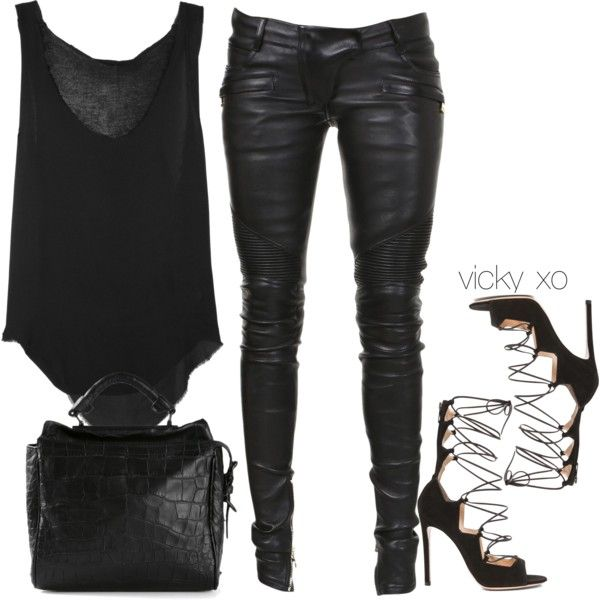 """""""Untitled #406"""" by vic-alexias on Polyvore"""