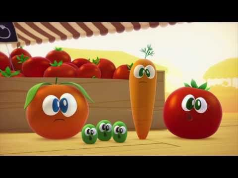 A table les enfants ! - La pomme de terre - Episode en entier - Exclusivité Disney Junior ! - YouTube