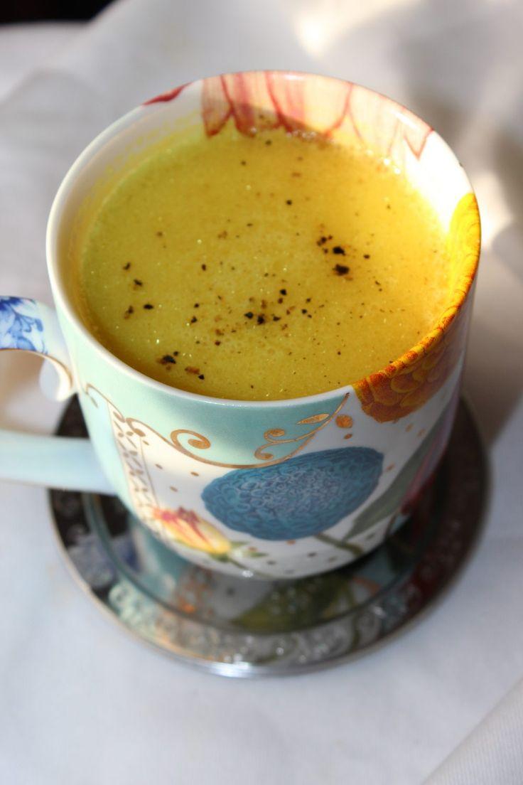 Goldene Milch-der Energiespender für Ihre Säure-Basen-Balance