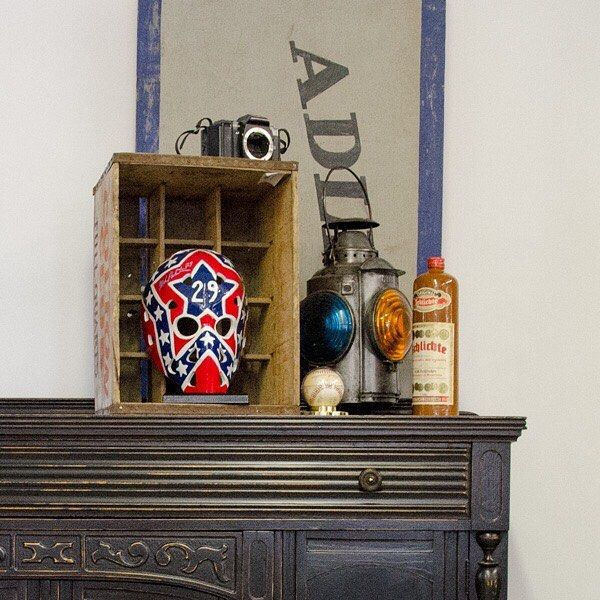 Mancave essentials ✅ #sportsmemorabilia #collectibles #mancave #sports #garage #gifts #getfrogged