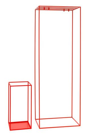 Contemporary clothes rail - RACK by F/P Design - Schönbuch