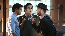 Scorpion - a fun and interesting show on CBS Monday nights. Nerds team up with the government - I love it!