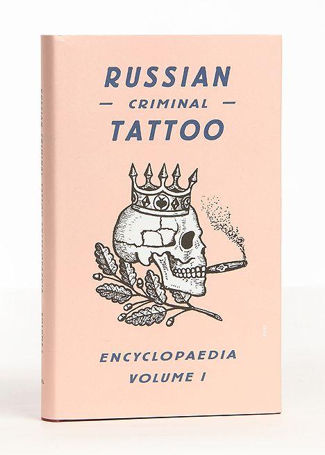 Russian Criminal Tattoo Vol. 1 #tattoo