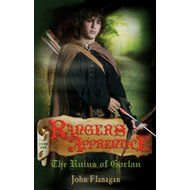 Will is small for his age, but fast and quick witted. All his life he has dreamed of becoming a great knight like the father he never knew, so he is devastated when he is rejected by Castle Redmont's Battleschool. and assigned instead to the Ranger Corps, the Kingdom's secret service. See if it is available: http://www.library.cbhs.school.nz/oliver/libraryHome.do